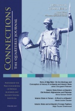 Connections: The Quarterly Journal (cover)